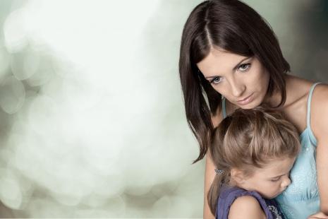 Children need Comfort, both from Mom